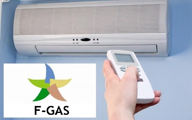 """01/01/2017 : entrata in vigore del Regolamento 517/2014 """"F-Gas"""""""